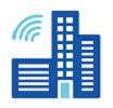 MCS Sensdesk IoT-oplossing voor energie en co2 monitoren, werkplekbezetting en luchtkwaliteit beheren voor gebouwbeheerders en smart building