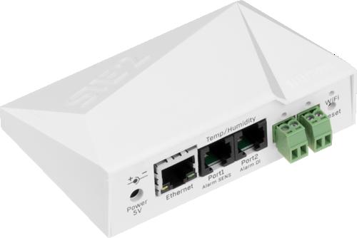 MCS HWg STE2 - remote monitoring temperatuur